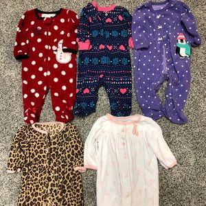 0b5827cd82ce Kids  Footie Pajamas Girls on Poshmark
